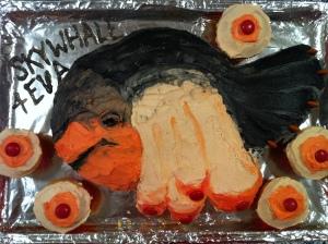 skywhale cake