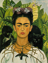 Frida Kahlo: doing selfies before it was cool