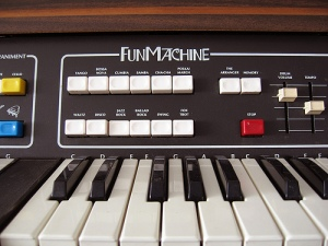 "This is not the band, but it is what comes up on Google image search when you type in ""fun machine"""