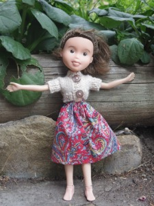 Another Tree Change Doll, so liberated