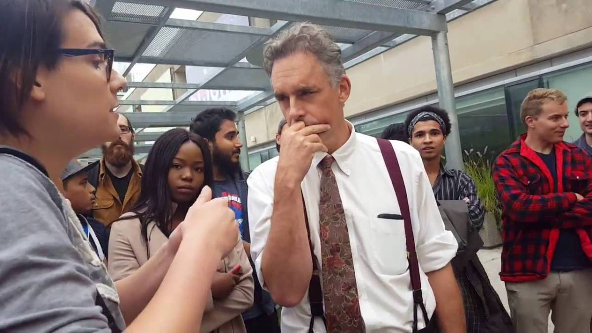 Jordan Peterson's Insidious Alt-Right Rhetoric